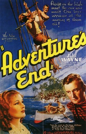 Adventure's end