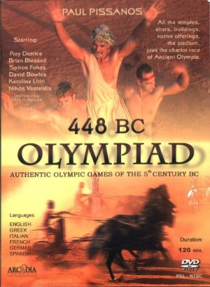 448 bc: olympiad of ancient hellas