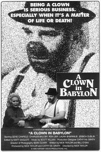 A clown in babylon