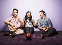 The mindy project -