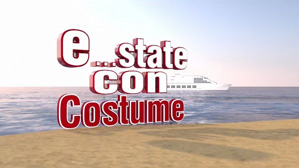 Tg 2 estate con costume