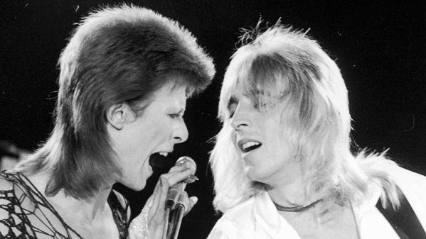 Beside bowie - the mick ronson story - 1a parte