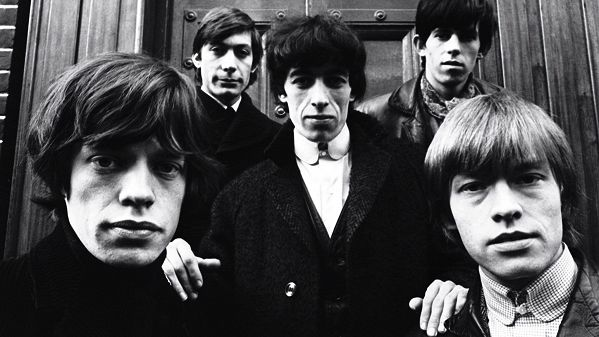 The rolling stones - just for the record - e4