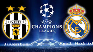 Champions league Juventus - Real Madrid