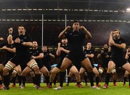 Rugby: all blacks - argentina