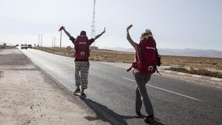 Pechino express - avventura in africa Seconda puntata, nel deserto marocchino 2018x00