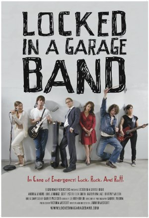 Locked in a garage band