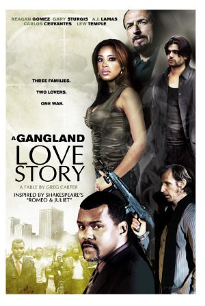 A gang land love story