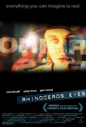 Rhinoceros eyes