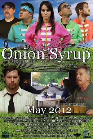 Onion syrup