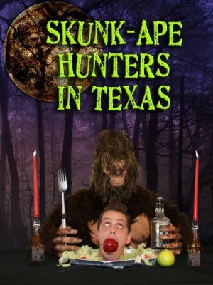 Skunk-ape hunters in texas