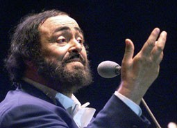 Pavarotti night: pavarotti - the duets