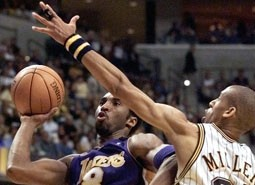 Nba: la lakers - indianapolis 2000