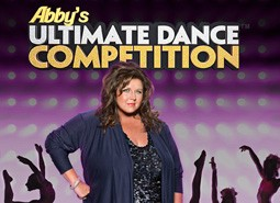 Abby's dance competition