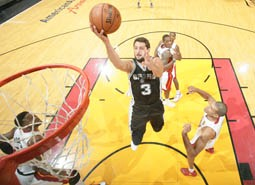 Nba: houston - san antonio  (diretta)
