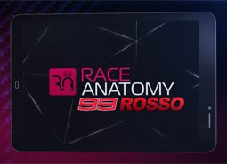 Race anatomy 99 rosso - speciale