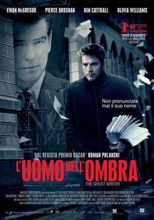 L' uomo nell'ombra - the ghost writer