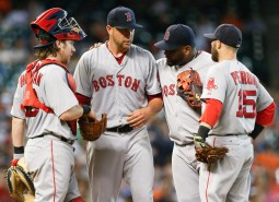 Mlb: boston - detroit  (diretta)