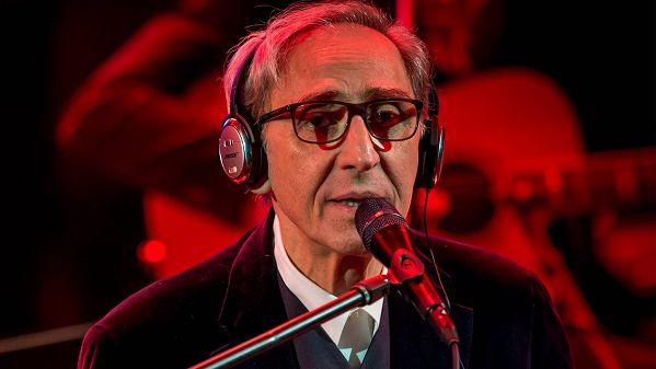 Franco battiato temporary road