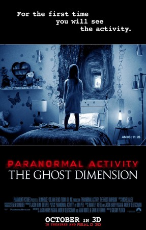Paranormal activity: dimensione...
