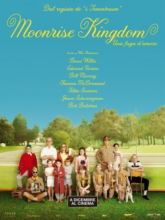 Moonrise kingdom - fuga d amore