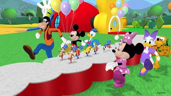 La casa di topolino yr new