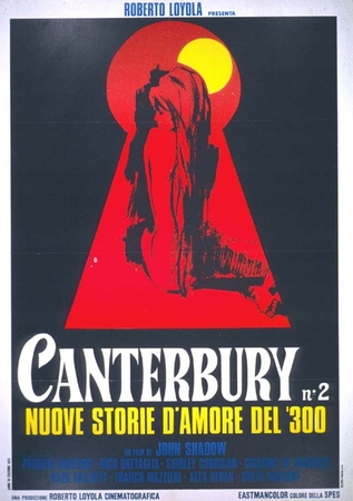 Canterbury n. 2 nuove storie d'amore del '300