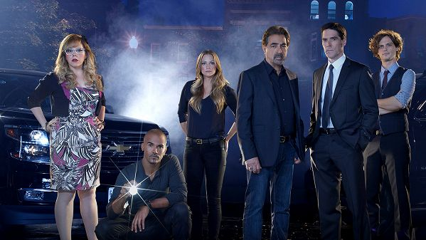 Criminal minds ix