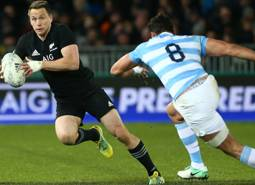 Rugby: argentina - all blacks    (diretta)