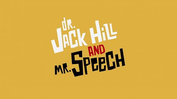Inglese dr. jack hill and mr. speech st. 2