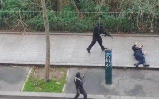 La gabbia Tutto il mondo è Parigi 2015x00