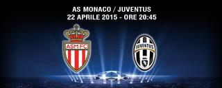 Champions league Monaco Juventus 2015x00