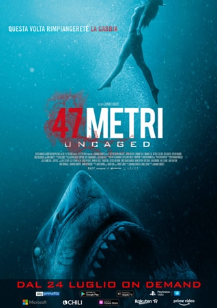 47 metri: uncaged