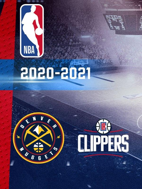 Nba: denver - la clippers   (diretta)