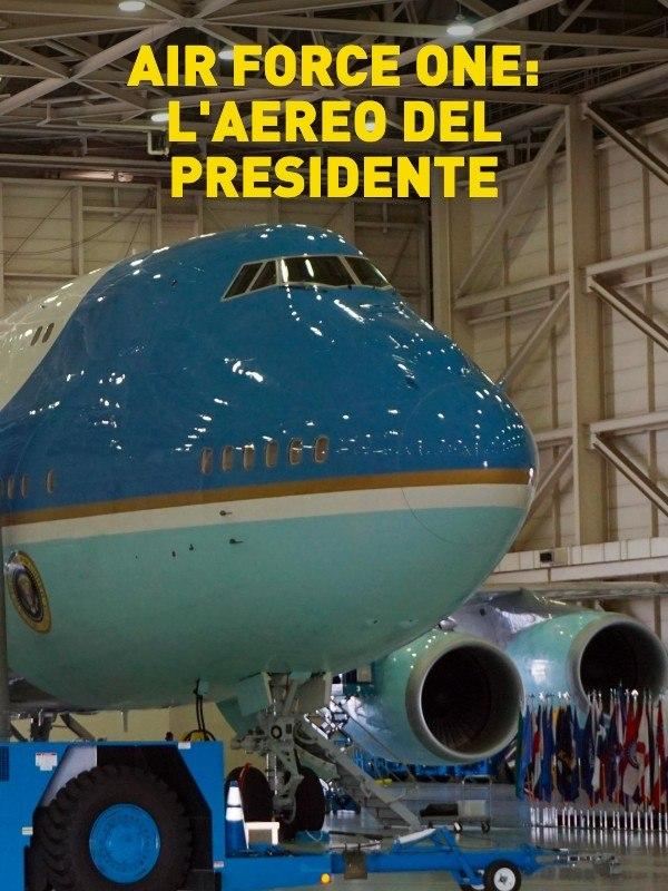 Air force one: l'aereo del presidente