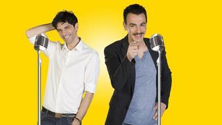 Scanzonissima Sfide impossibili a suon di musica con Gigi e Ross da mercoledì 16 2018x00