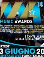 Music awards 2014 (live)
