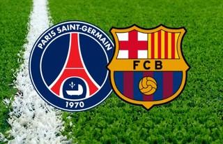 Champions league PSG / BARCELLONA 2015x00