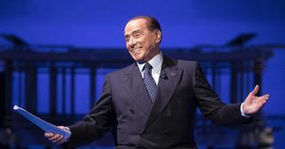 #cartabianca Ospite Silvio Berlusconi 2018x00