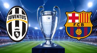 Champions league Juventus - Barcellona 2015x00
