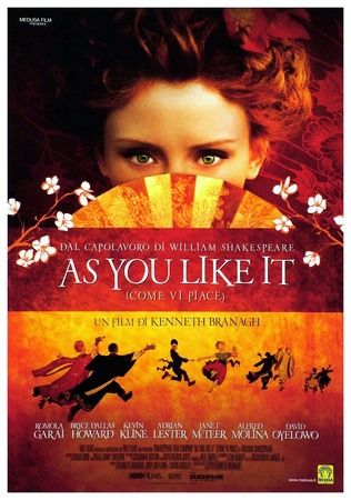 As you like it-come vi piace