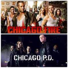 Chicago fire/chicago p.d. -