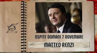 Dimartedì Intervista a Renzi 2017x00