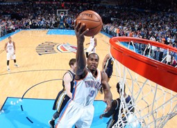 Nba: houston - oklahoma city  (diretta)