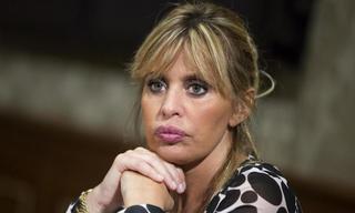 Non è l'arena Ospiti Alessandra Mussolini ed Emanuele Fiano 2017x00