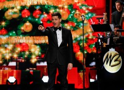 Michael buble' - natale ad hollywood