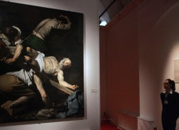 Power of art: caravaggio