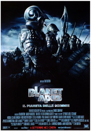 Planet of the apes - il pianeta...