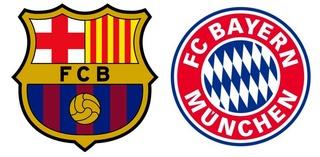 Champions league Barcellona - Bayern  2015x00