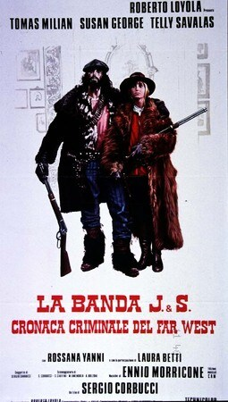 La banda j. & s. - cronaca criminale del far west